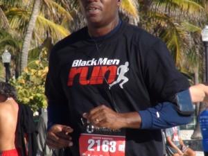 Black Men - Run!