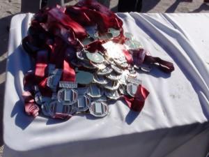 Медали получат все!